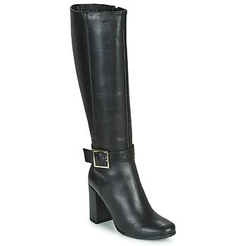 Sapatos Mulher Botas Betty London NALOU Preto