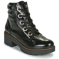 Sapatos Mulher Botas baixas Betty London NAULINE Preto