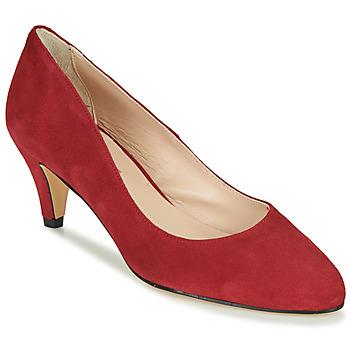 Sapatos Mulher Escarpim Betty London NESLIE Vermelho / Escuro