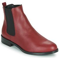 Sapatos Mulher Botas baixas Betty London NIDOLE Vermelho