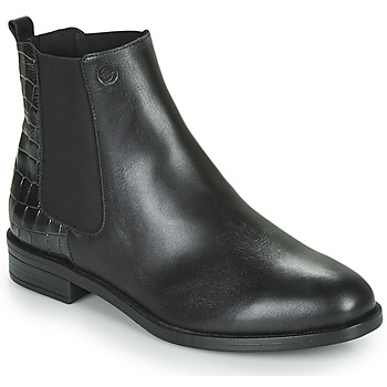 Sapatos Mulher Botas baixas Betty London NIDOLE Preto