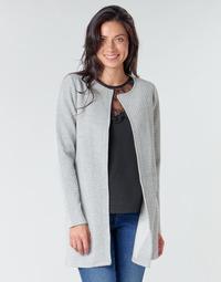 Textil Mulher Casacos/Blazers Vila VINAJA Cinza