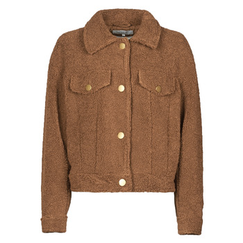 Textil Mulher Casacos/Blazers Vila VIABBI Camel