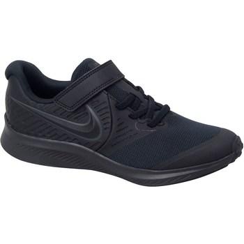 Sapatos Rapaz Sapatilhas de corrida Nike Star Runner 2 Azul marinho