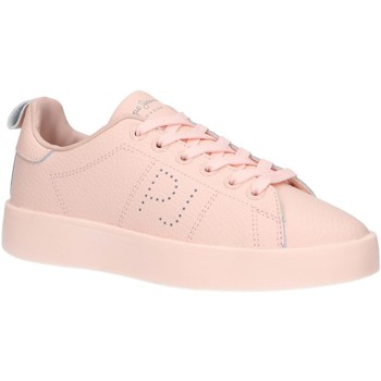 Sapatos Mulher Multi-desportos Pepe jeans PLS30820 BRIXTON BLOCK Rosa