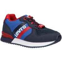 Sapatos Rapaz Multi-desportos Levi's VSPR0020T SPRINGFIELD Azul