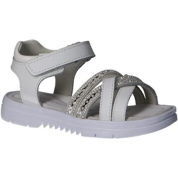 Sapatos Rapariga Sandálias Happy Bee B144164-B3286 Blanco
