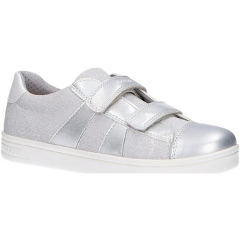 Sapatos Rapariga Multi-desportos Geox J024MC 0ASHI J DJROCK Plateado