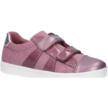 Sapatos Rapariga Multi-desportos Geox J024MC 0ASHI J DJRO Rosa