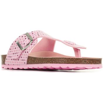 Sapatos Rapariga Chinelos Kickers Summeriza Rosa