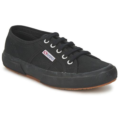 Sapatos Sapatilhas Superga 2750 COTU CLASSIC Preto