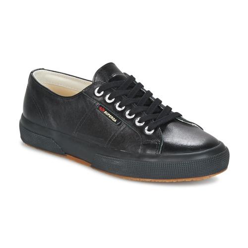 Sapatos Sapatilhas Superga 2750 FGLU Preto