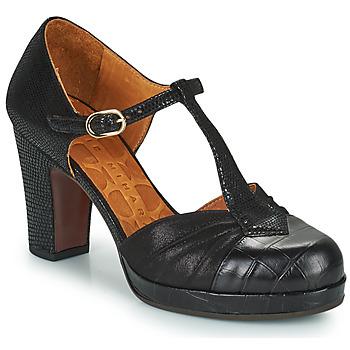 Sapatos Mulher Escarpim Chie Mihara JUDETA Preto