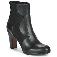 Sapatos Mulher Botins Chie Mihara CAREL Preto