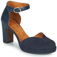 Sapatos Mulher Escarpim Chie Mihara JO-MAHO Marinho