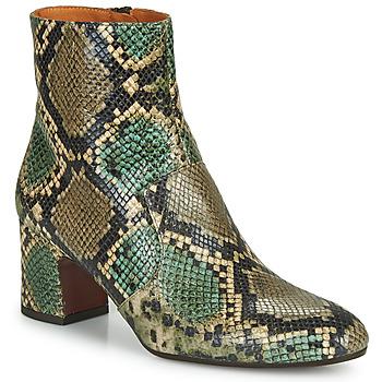 Sapatos Mulher Botins Chie Mihara NERINA Réptil