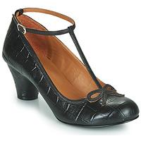 Sapatos Mulher Escarpim Cristofoli MUNSTI Preto