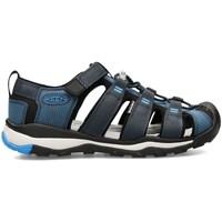 Sapatos Rapaz Sandálias Keen Newport Neo H2 Azul marinho, Grafite