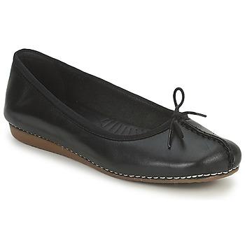 Sapatos Mulher Sabrinas Clarks FRECKLE ICE Preto