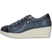 Sapatos Mulher Sapatilhas Enval - Sneaker blu 5264300 BLU