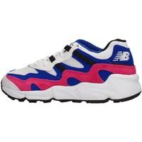 Sapatos Rapaz Sapatilhas New Balance - Pc850 bco/fuxia PC850YSH BIANCO