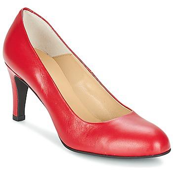 Sapatos Mulher Escarpim Perlato JULIANO Vermelho