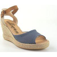 Sapatos Mulher Sandálias Calzamur 267 azul