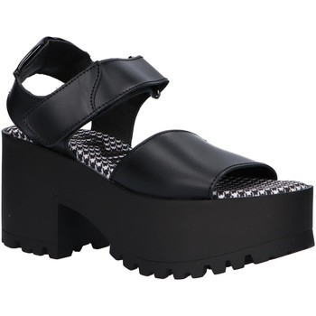 Sapatos Mulher Sandálias MTNG 50735 Negro