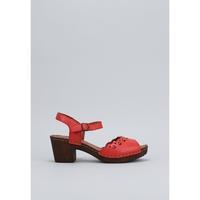 Sapatos Mulher Sandálias Sandra Fontan LUSER Vermelho