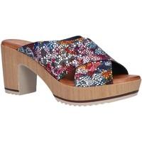 Sapatos Mulher Chinelos Valeria's 6235000 Azul