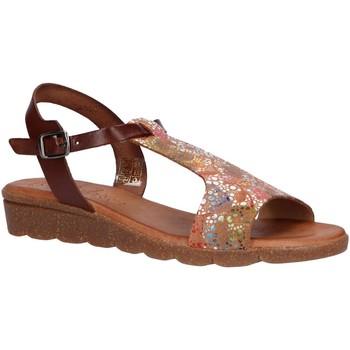 Sapatos Mulher Sandálias Valeria's 6116003 Marr?n