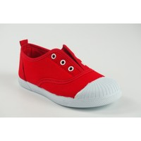 Sapatos Rapariga Sapatilhas Vulca Bicha Tela infantil  625 vermelho Rouge