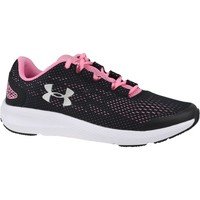 Sapatos Rapariga Sapatilhas de corrida Under Armour GS Charged Pursuit 2 Preto, Cor-de-rosa