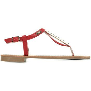 Sapatos Mulher Sandálias Les Petites Bombes Manel Vermelho