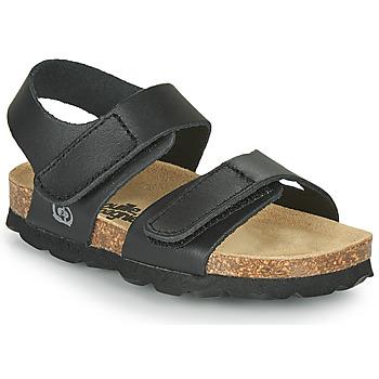 Sapatos Rapaz Sandálias Citrouille et Compagnie BELLI JOE Preto