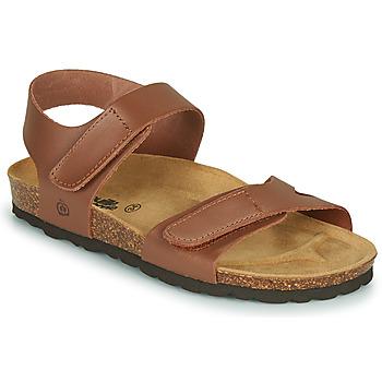 Sapatos Rapariga Sandálias Citrouille et Compagnie BELLI JOE Castanho