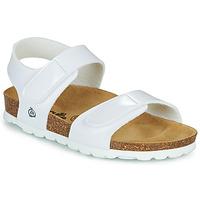 Sapatos Rapariga Sandálias Citrouille et Compagnie BELLI JOE Branco