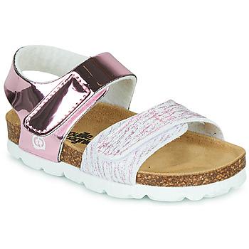 Sapatos Rapariga Sandálias Citrouille et Compagnie BELLI JOE Rosa