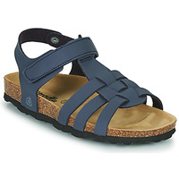 Sapatos Rapaz Sandálias Citrouille et Compagnie JANISOL Azul