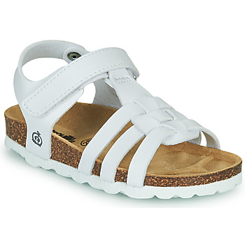 Sapatos Rapariga Sandálias Citrouille et Compagnie JANISOL Branco