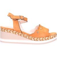 Sapatos Mulher Sandálias Melluso R70740 Multicolore