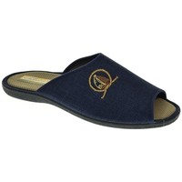 Sapatos Homem Chinelos Valdivieso 730SELLO Azul