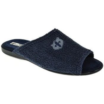 Sapatos Homem Chinelos Valdivieso 906 Azul