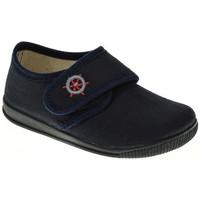 Sapatos Rapaz Chinelos Cumbres 20701 Azul