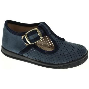 Sapatos Rapaz Chinelos Cumbres 20702 Azul