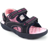 Sapatos Rapariga Sandálias desportivas Joma OCEAN JR 2043 Rosa