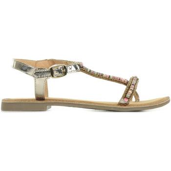 Sapatos Mulher Sandálias Les Petites Bombes Alexia Ouro