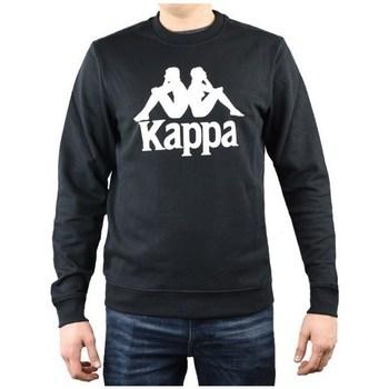 Textil Homem Sweats Kappa Sertum RN Sweatshirt Preto