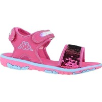 Sapatos Criança Sandálias Kappa Seaqueen K Cor-de-rosa
