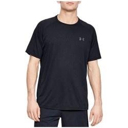 Textil Homem T-Shirt mangas curtas Under Armour Tech 20 SS Novelty Tee Preto
